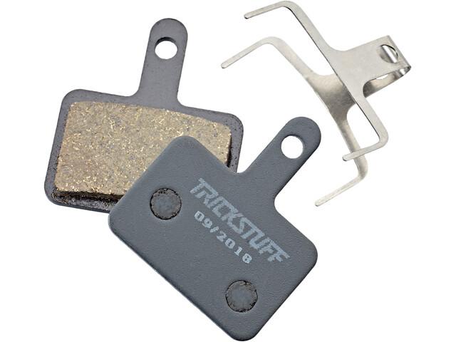 Trickstuff Standard 240ST Bremsbeläge Quad/Deore 525/Tektro Auriga grau